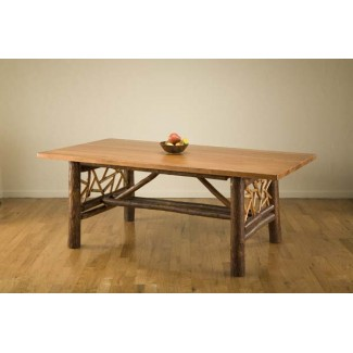 Hickory Woodsman Dining Table CFC228