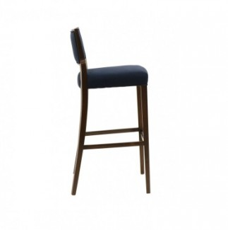 Holsag Newcastle Hospitality Bar Stool - Side View