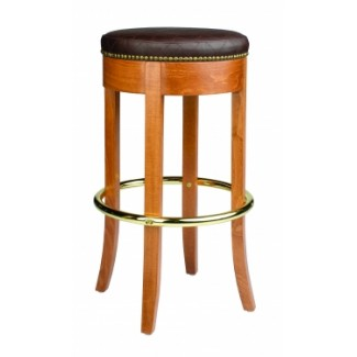 Holsag Jackson Backless Bar Stool