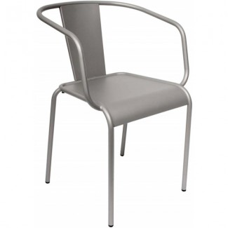 Hope Stacking Restaurant Arm Chair