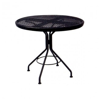 "Contract Mesh 30"" Round Table"