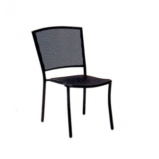 Albion Wrought Iron Side Chair