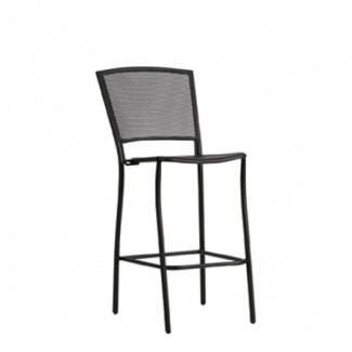 Albion Wrought Iron Bar Stool