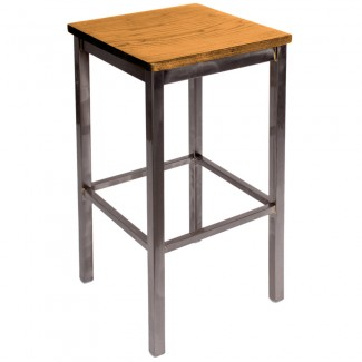 Cheviot Industrial Backless Bar Stool