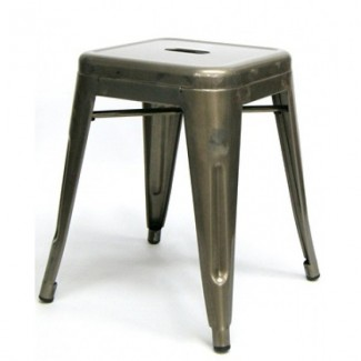 Industrial Restaurant Bar Stools Edison Dining Stool