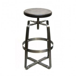 Soho Backless Bar Stool