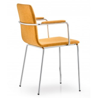 Inga Fabric Arm Chair
