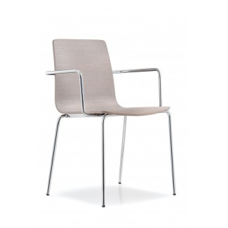 Pedrali Inga Stackable Arm Chair