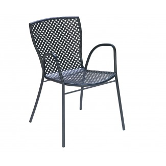 Sonia Stackable Arm Chair