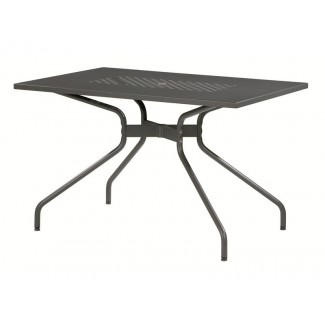 "43"" Round Estate 110 Restaurant Table with Umbrella Hole"