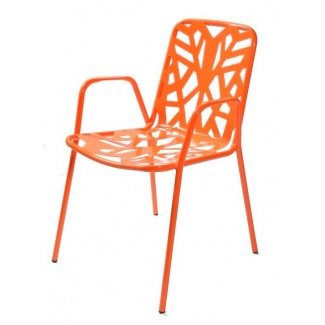Leaf Stackable Arm Chair