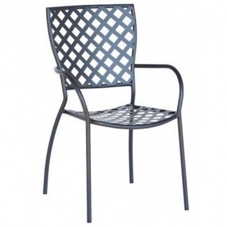 Dalia Stackable Arm Chair