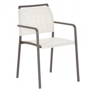 Nikka Stackable Arm Chair