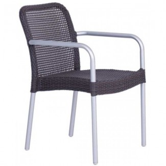 Rita Stacking Arm Chair