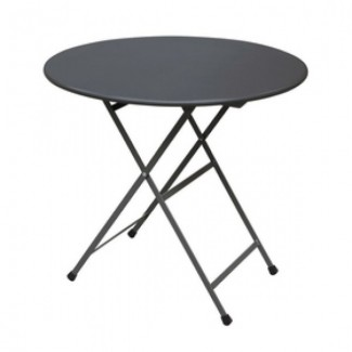 "32"" Round Arc en Ciel Folding Table"