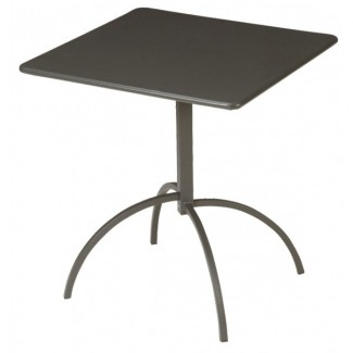 "28"" Square Segno Tilt-Top Nesting Table"