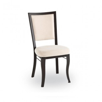 Juliet 39303-USUB Hospitality distressed metal dining chair