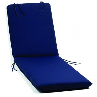 Knife Edge Chaise Lounge Cushion with Welt
