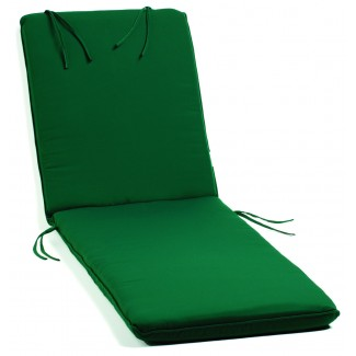 Knife Edge Chaise Lounge Cushion