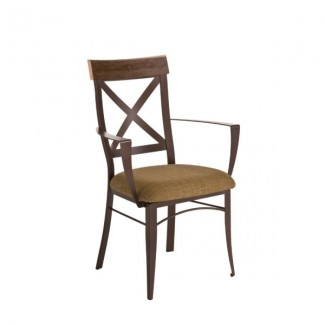 Kyle     35414-USDB Hospitality distressed metal dining chair