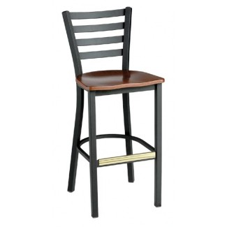 Ladder Back Bar Stool 944