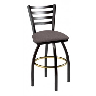 Ladder Back Swivel Bar Stool 901/944