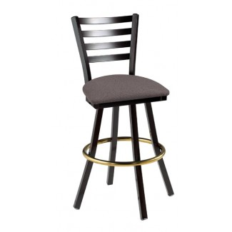 Ladder Back Swivel Bar Stool 902/944