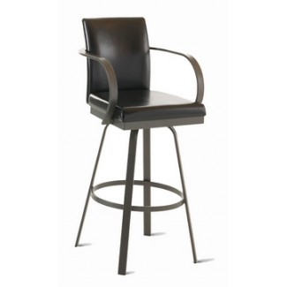 Lance Swivel Bar Stool