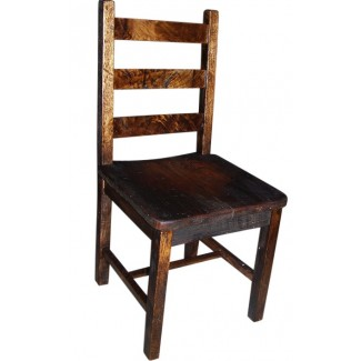 Landon Reclaimed Wood Restaurant Chair