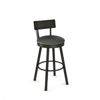 Lauren 40593-USMB Hospitality distressed metal bar stool