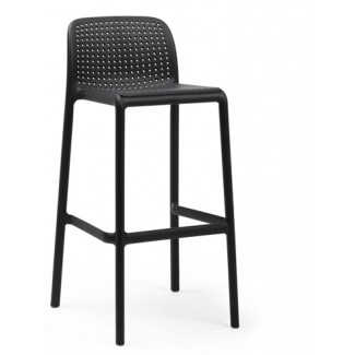 Lido Barstool Anthracite