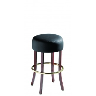 Lounge Backless Bar Stool with ComfortWeb Seat 912-30