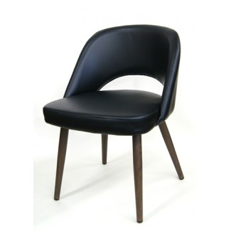 Mid-Century Modern Restaurant Chair