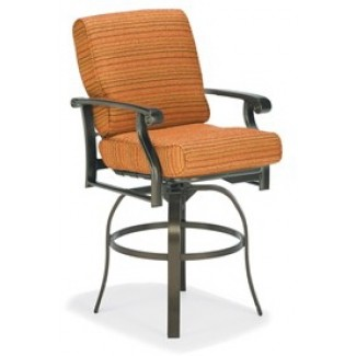Madero Cushion Swivel Bar Stool M26093