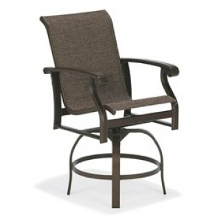Madero Sling Swivel Balcony Height Stool M7593B