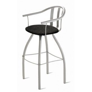 Mae Swivel Bar Stool