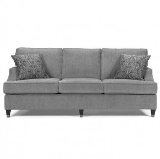 Maggie Fully Upholstered Hospitality Commercial Restaurant Lounge Hotel Sofa