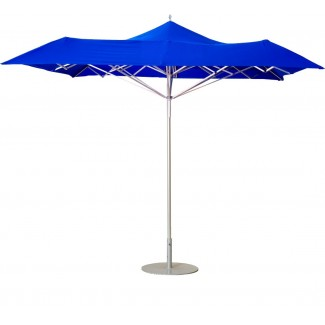 Magna 12' Square Restaurant Umbrella