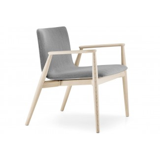 Pedrali Malmo 296 Lounge Chair