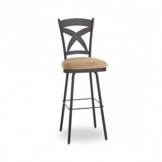 Marcus 41451-USMB Hospitality distressed metal bar stool