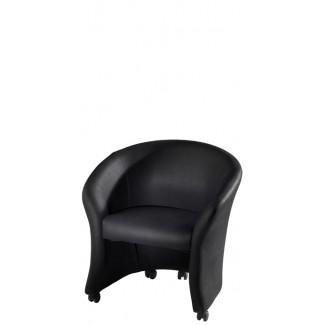 Marquis Lounge Chair with Casters 810-C