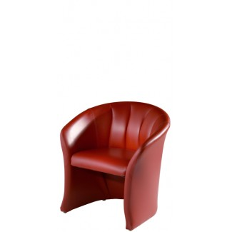 Marquis Lounge Chair with Channel Back 810-CHI