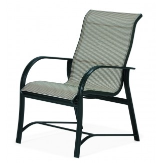 Mayfair Sling High Back Arm Chair M65001