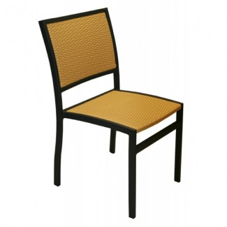 Aluminum Restaurant Side Chairs Mediterranean Sidechair AL-5625