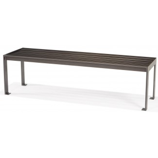 "Meza 18"" x 65"" Bench (Surface Mount)"