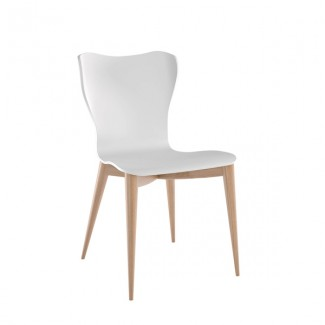Mid-Century Modern Hospitality Side Chair - Cuneo