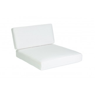 Middle or Armless Section Deep Seating Lounge Cushion