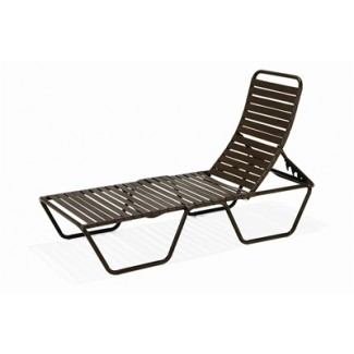 Milan Strap Nesting Chaise Lounge M4102