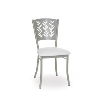 Mimosa 39157-USMB Hospitality distressed metal dining chair