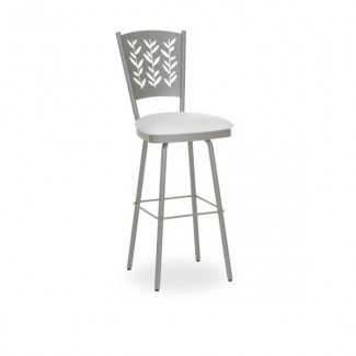 Mimosa 41457-USMB Hospitality distressed metal bar stool